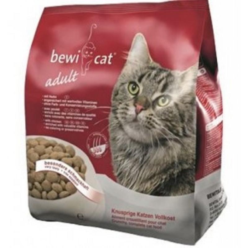 Bewi cat Adult Сухой корм для взрослых кошек на основе Курицы