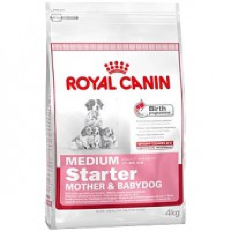 Royal Canin Medium Starter Корм для щенков до 2-х месяцев, беременных и кормящих сук
