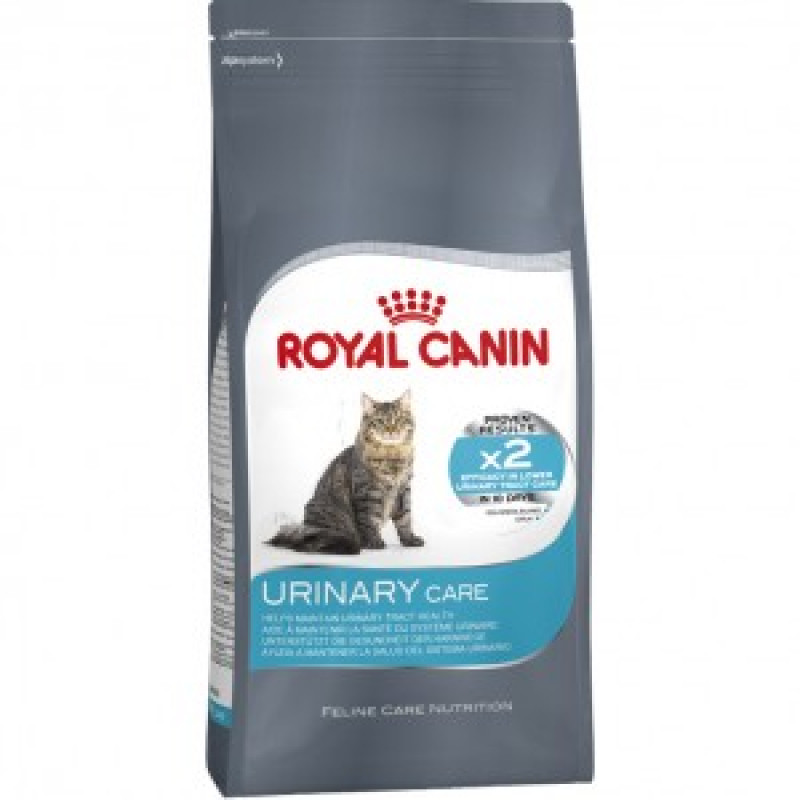 Royal Canin Urinary Care Корм для кошек для профилактики мочекаменной болезни