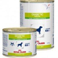 RC Diabetic Special Low Carbohydrate Диета для собак при сахарном диабете
