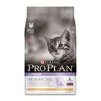 Pro Plan Junior Корм для котят, курица с рисом  10кг