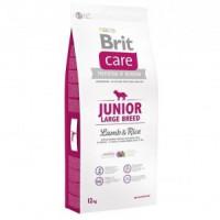 Brit Care Junior Large Breed Lamb Rice Корм для щенков и молодых собак крупных пород