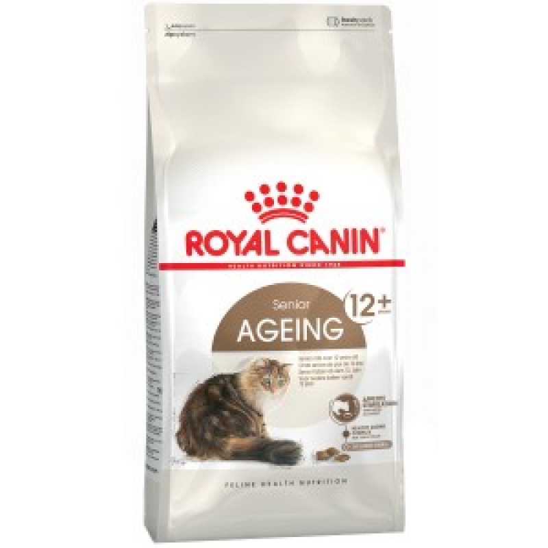 Royal Canin Ageing +12 Корм для кошек старше 12 лет