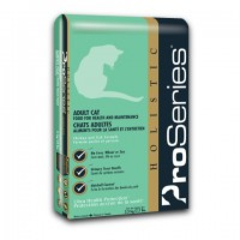 ProSeries Holistic Adult Cat Комплекс для превосходного здоровья взрослых кошек и котов 3,5 кг