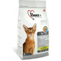 1st Choice Hypoallergenic Гипоаллергенный беззерновой корм для кошек с уткой и картофелем