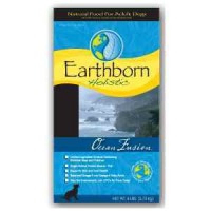 Earthborn Holistic Adult Ocean Fusion Корм для собак всех пород с рыбой