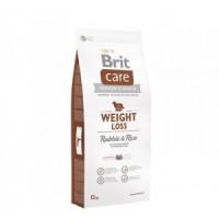 Brit Care Weight Loss д/собак склонных к полноте кролик с рисом