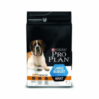 Pro Plan Large Adult Robust Корм для взрослых собак крупных пород, Курица с рисом 14кг