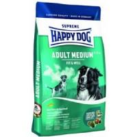 Happy Dog Supreme Fit Well Adult Medium Корм для собаксредних пород