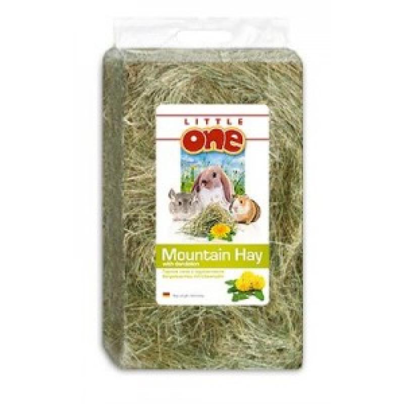 Litlle One Горное сено для грызунов с Одуванчиком
