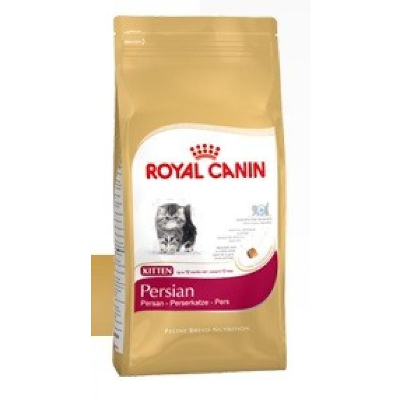Royal Canin Kitten Persian 32 Корм для котят Персидской породы с 4 до 12 месяцев