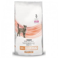Purina Veterinary Diets OM Корм для кошек при ожирении 1.5 кг