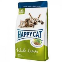 HAPPY CAT Sensitive Fit & Well Adult Для кошек с чувствительным пищеварением (Ягненок)  10кг