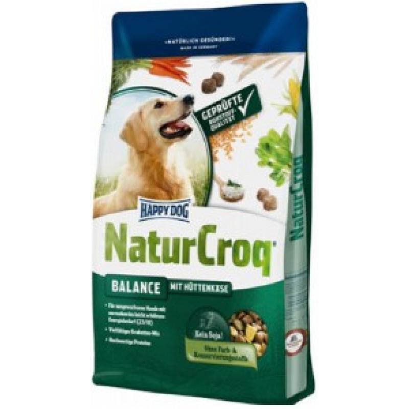 Happy Dog NaturCroq Баланс Корм для чувствительных собак 15кг