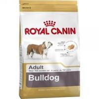 Royal Canin Bulldog 24 Adult Корм для собак породы Английский бульдог старше 12 месяцев 12кг