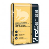 ProSeries Holistic Weight Management Для пожилых, неактивных и кастрированных кошек и котов 3,5 кг