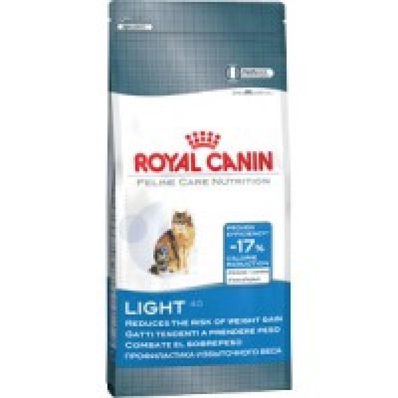 Royal Canin Light Weight Care Корм для кошек с предрасположенностью к избыточному весу