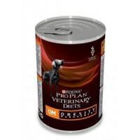 Purina Veterinary Diets OM Консервы для собак при ожирении 400гр
