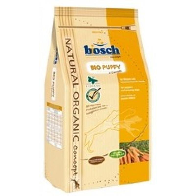 Bosch Bio Puppy Корм для щенков с Морковью