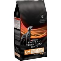 Purina Veterinary Diets OM Корм для собак при ожирении 3кг