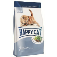 Happy Cat Supreme Fit & Well Junior Корм для котят мясной  10кг