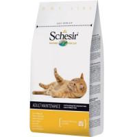Schesir Adult Maintenance Chicken Сухой корм для взрослых кошек с курицей 1,5 кг