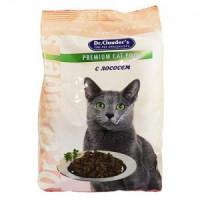 DrClauders Лосось Корм для кошек с лососем