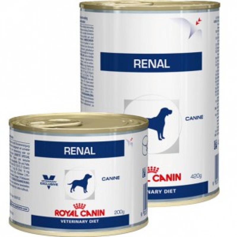 RC Renal Диета для собак при хронической почечной недостаточности