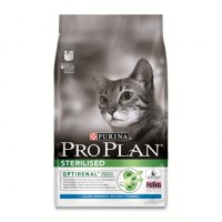 Pro Plan Sterilized Rabbit с кроликом 3кг