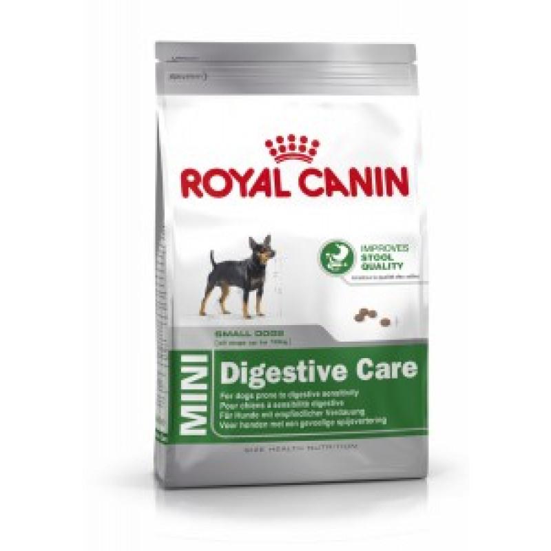 Royal Canin Mini Digestive Care Корм для собак с чувствительной пищеварительной системой (с 10 месяцев) 4 кг