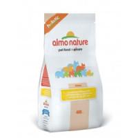 Almo Nature Holistic Сухой корм для котят с курицей и коричневым рисом