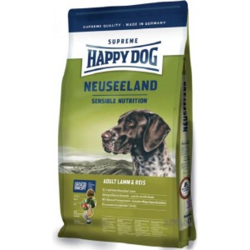 Happy Dog Supreme Sensible Neuseeland Корм для собак, Новая Зеландия 12.кг