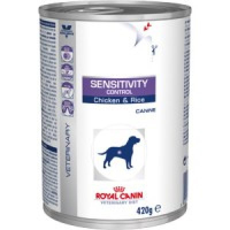 RC Sensitivity Control Диета для собак при пищевой аллергии или непереносимости