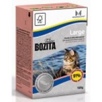 Bozita Mini Funktion Large Влажное питание для взрослых и молодых кошек крупных пород 190г