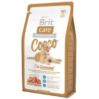 Brit Care Cat Cocco Gourmand Беззерновой д/кошек-гурманов