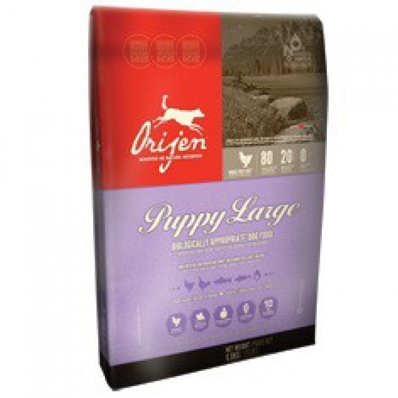Orijen Puppy Large Breed Корм для щенков крупных пород