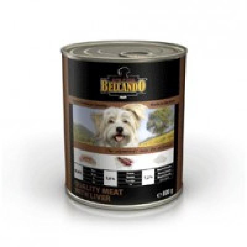 Belcando Консервы для собак Мясо Печень