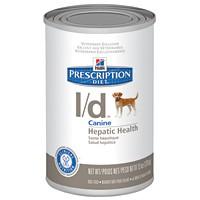 Hills Canine L|D Консервы для собак лечение заболеваний печени