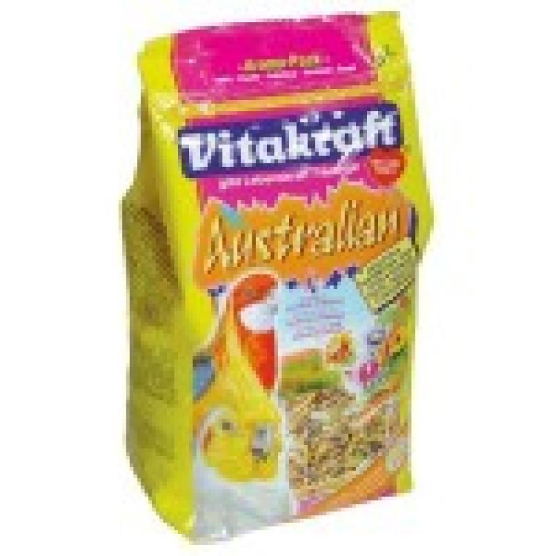 Корм для средних попугаев Australian Корм для средних австралийских попугаев, обогащен минералами, витаминами и медом