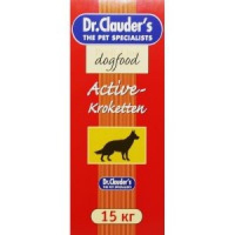 DrClauders Active Корм для активных собак