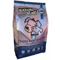 Barking Heads Щенячьи деньки Беззерновой корм для щенков с лососем и бататом