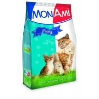 Монами Корм для кошек для профилактики МКБ, морской коктейль