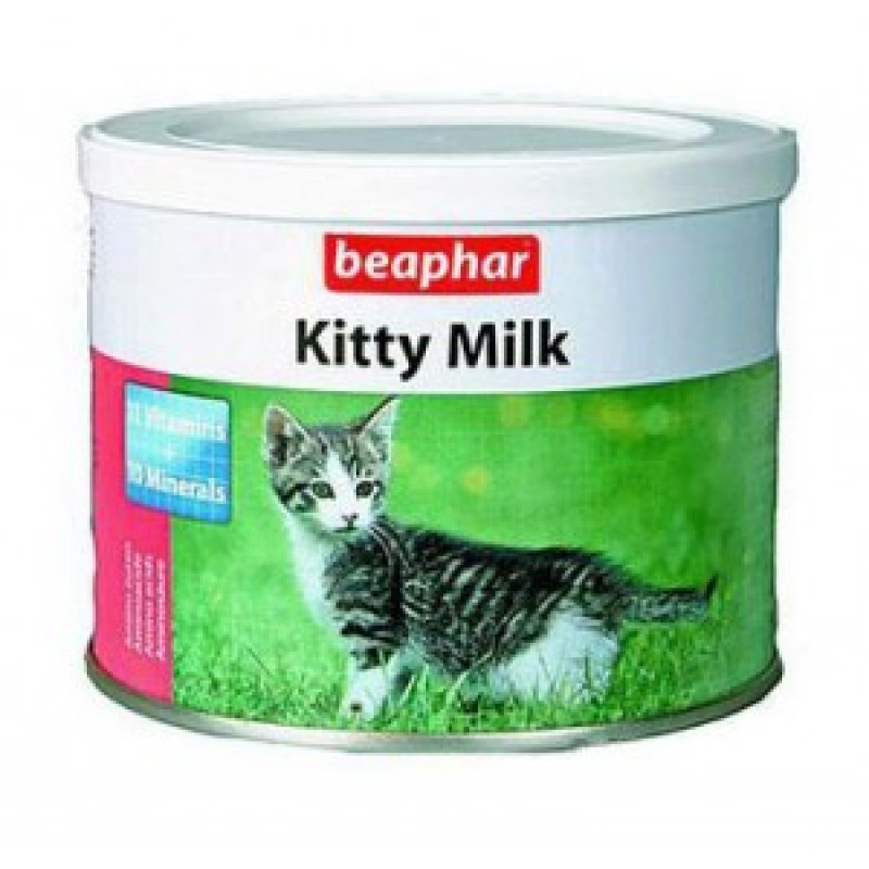 Beaphar Kitty Milk Молочная смесь Молочная смесь для котят 200 г