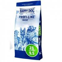 Happy Dog Profi Krokette23-9,5 корм для взрослых собак с нормальными потребностями в энергии 20кг