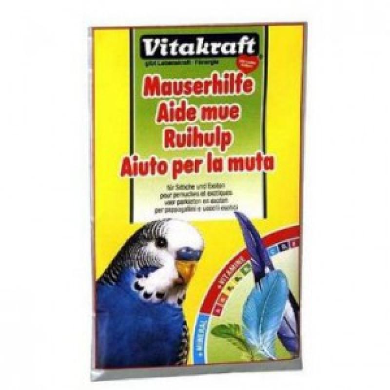 Подкормка для волнистых попугайчиков Подкормка для повышения иммунитета