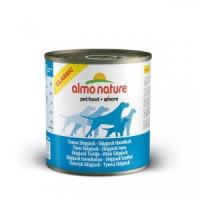 Almo Nature Classic Консервы для собак с полосатым тунцом