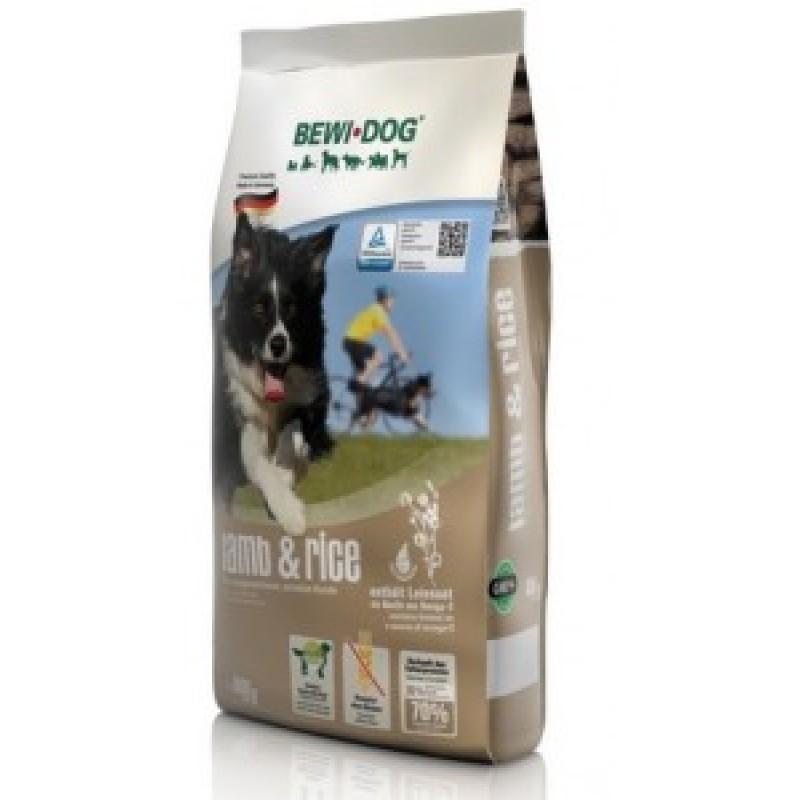 Bewi dog Lamb & Rice Гипоаллергенный корм для собак с нормальным уровнем активности, на основе Ягненка