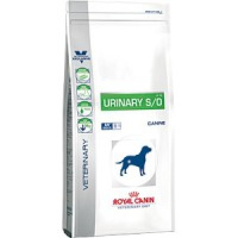 RC Urinary S|O LP18 Диета для собак при лечении и профилактике мочекаменной болезни (струвиты, оксалаты)
