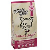 Barking Heads Восторг котенка Сухой корм для котят с курицей и рисом