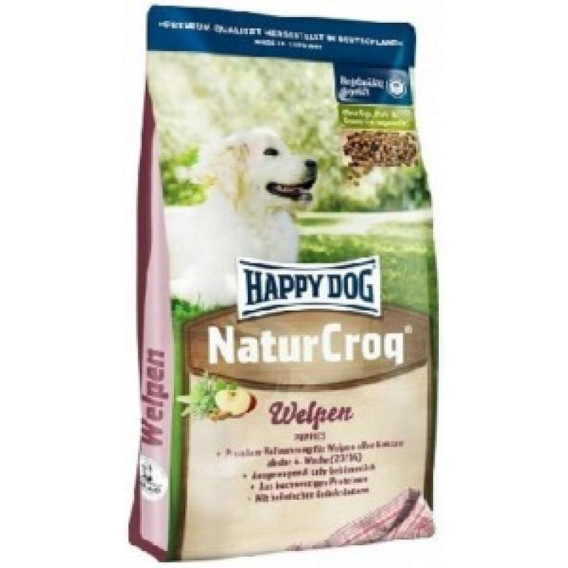 Happy Dog NaturCroq Welpen Корм для щенков всех пород 15кг